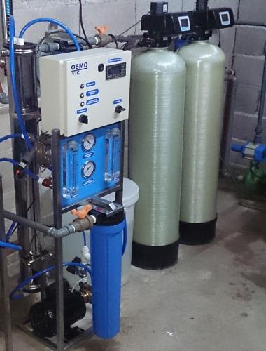 <h2>Tratamiento del Agua para Embotelladoras</h2>