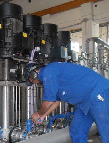 Osmosis Inversa - Filtros de Plantas potabilizadoras