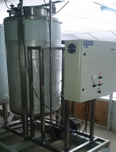 <h2>Equipo Generador de Ozono</h2>