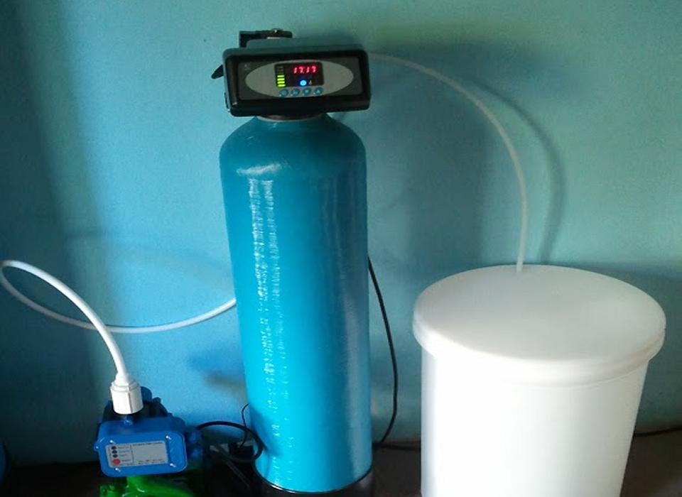 Ablandadores de agua para el hogar osmovic for Bomba calefaccion gasoil
